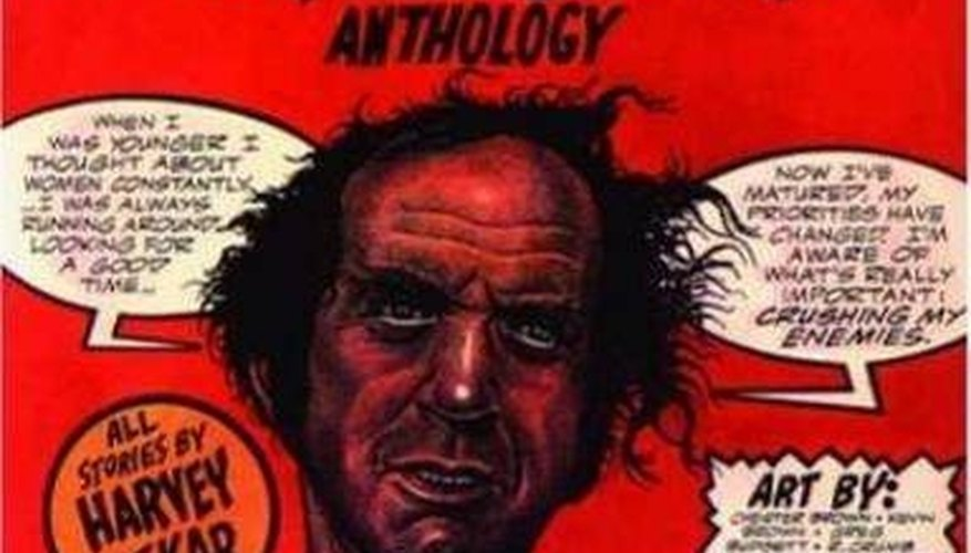 Alternative comics, such as those by Harvey Pekar, remain a healthy subgenre.