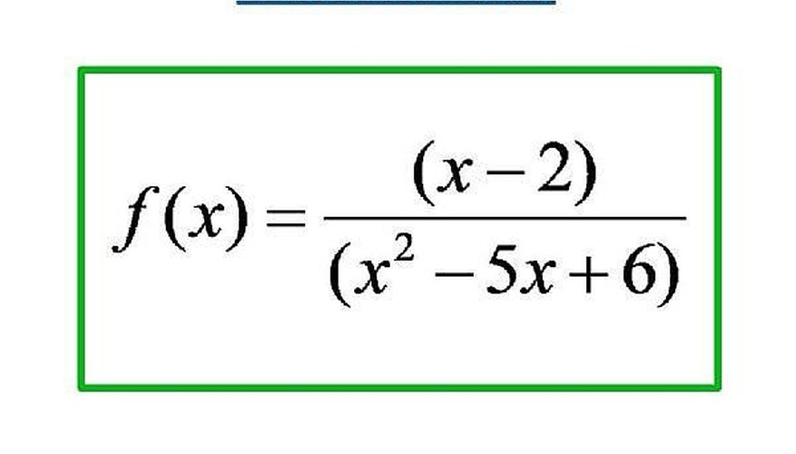How to know the difference between a vertical asymptote and a we will use a given rational function as an example to show analytically how to find a vertical asymptote and a hole in the graph of that function ccuart Choice Image