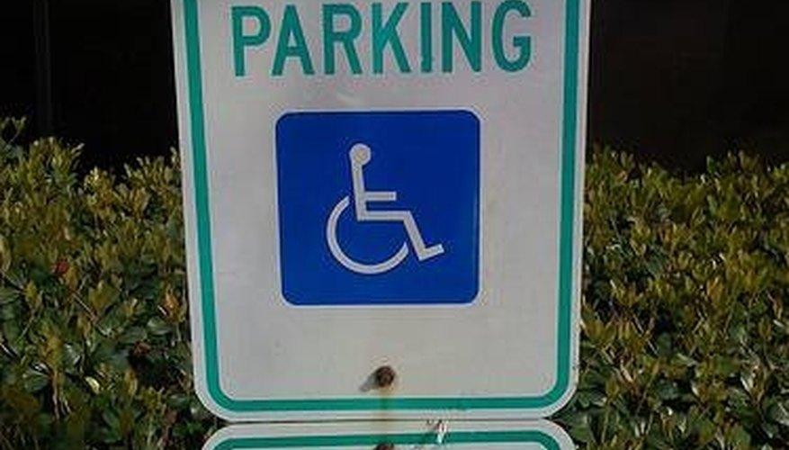 ADA Regulations for Handicap Parking