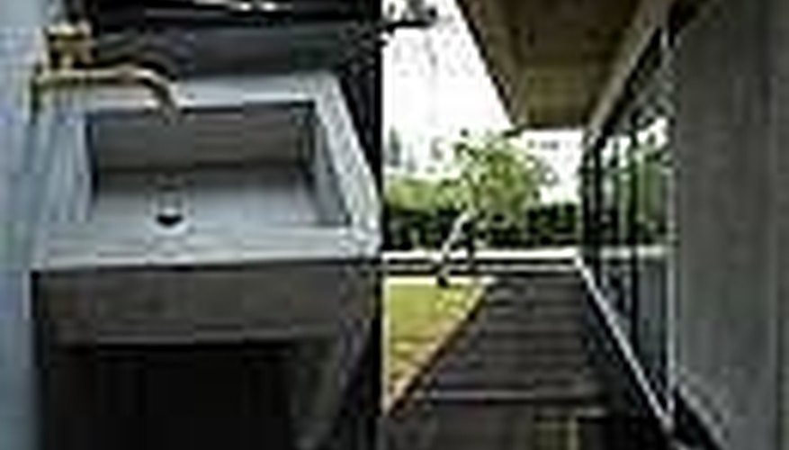 Large Overhangs help cool your home