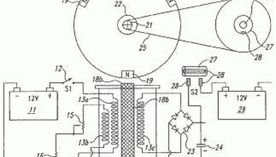 how to make a bedini motor