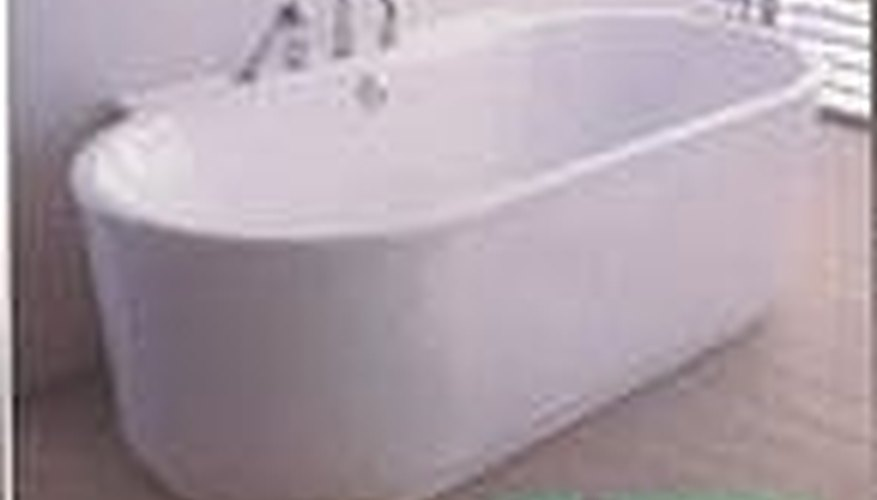 Ordinaire Vinegar And Hot Water   Fill Your Tub With Hot Water To Stained Or Soiled  Area. Next Add In 4 Cups Of Vinegar. Allow To Sit Overnight.