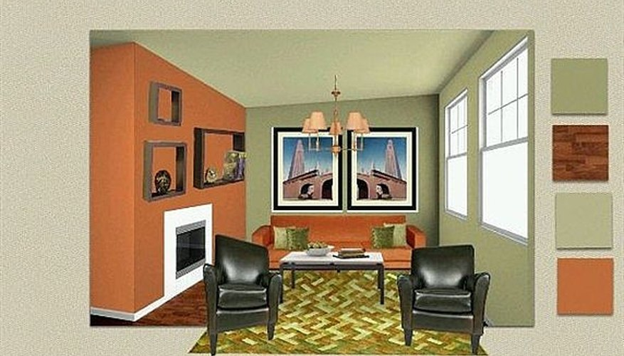 How To Use Online Interior Design Tools For Free Interior Design Ideas Homesteady