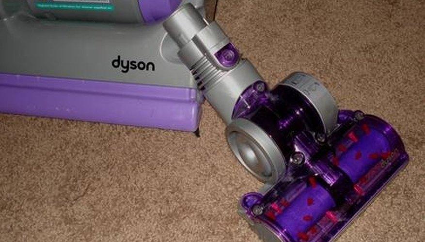 The Dyson mini turbine brush.