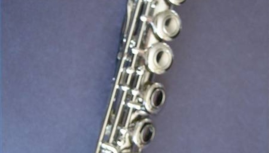 Body joint of flute