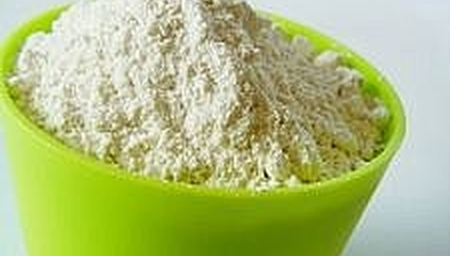 Eliminate white flour from your diet.