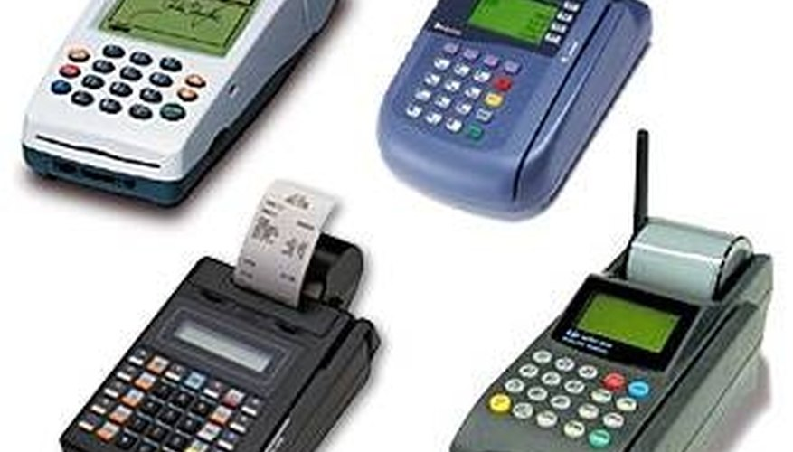 How Do Credit Card Processing Machines Work?