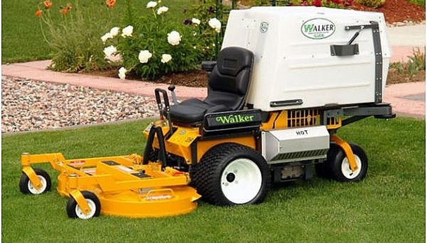 Walker Mowers For Sale