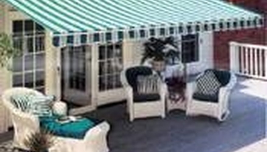 Retractable Awning Part 55
