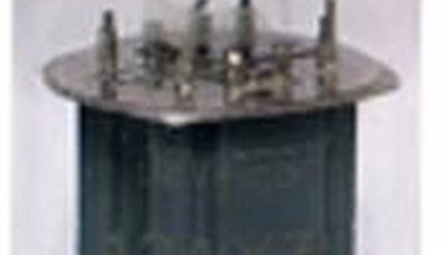 A vacuum tube