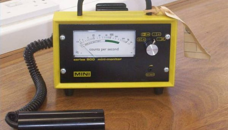 How Do Radiation Detectors Work?