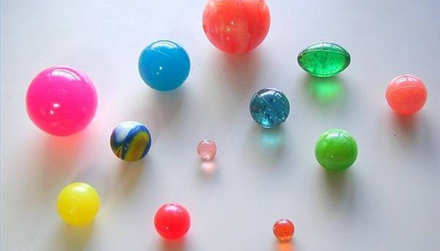 Facts About Bouncy Balls