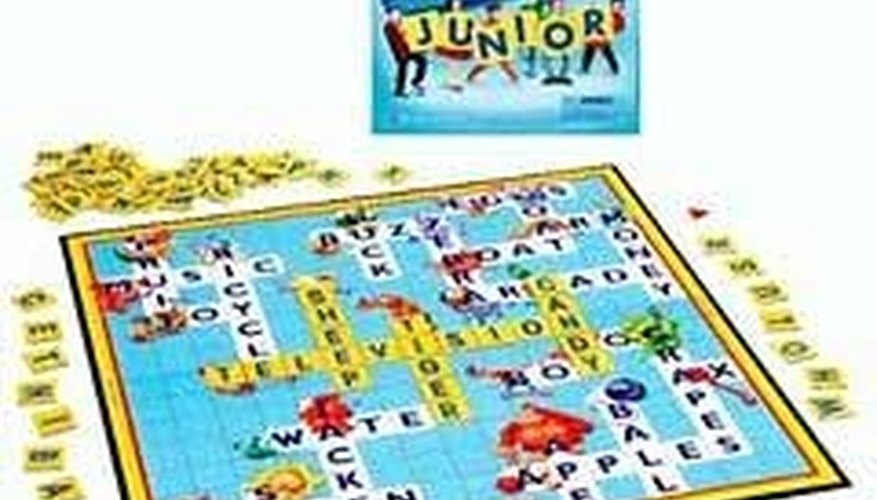 Play Scrabble Junior
