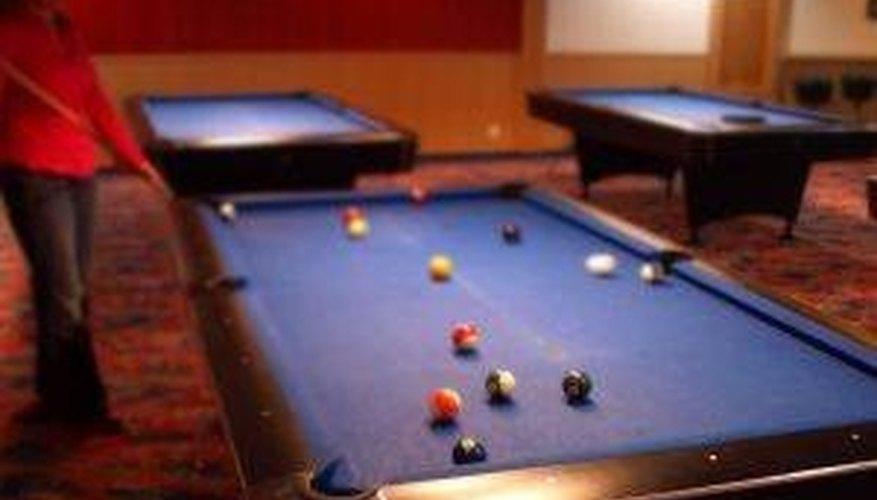 Good Slate Pool Table