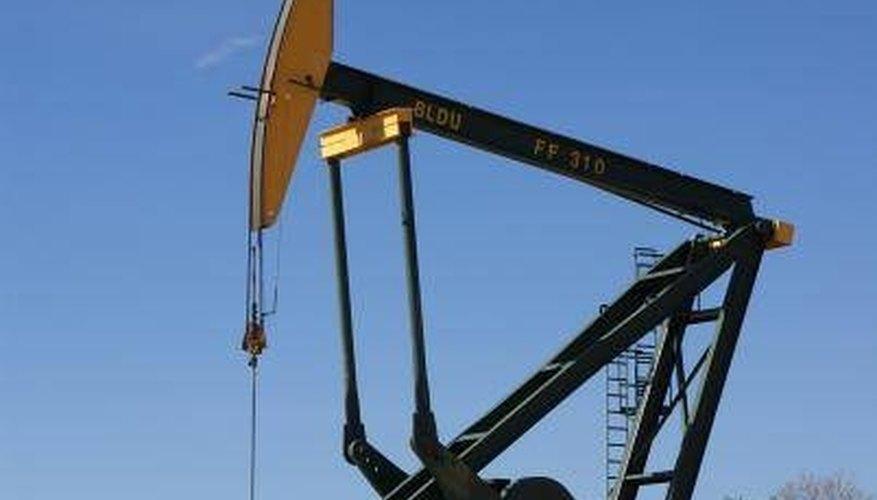 How Do Grasshopper Oil Drilling Rigs Work?