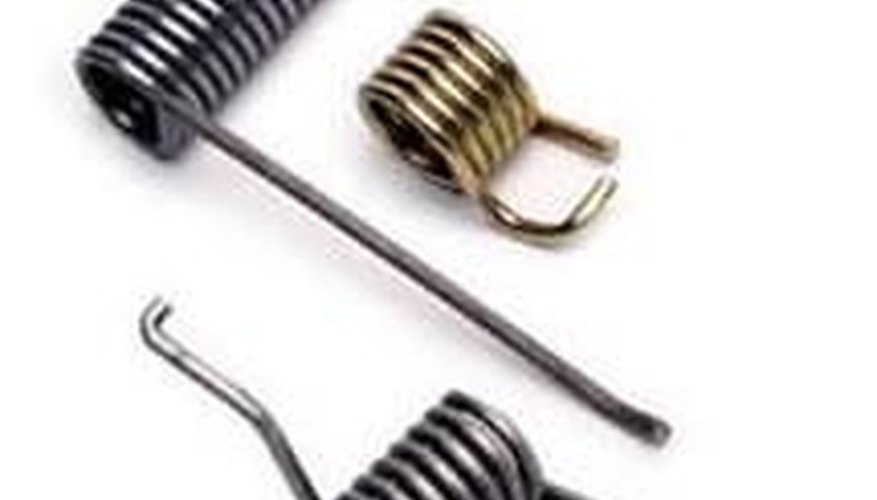 How Does A Torsion Spring Work Sciencing