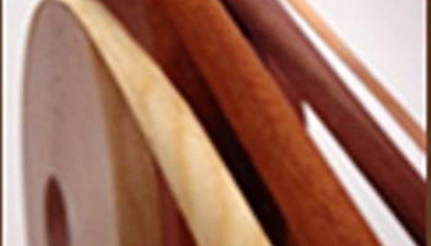 Veneer gives the solid-wood look