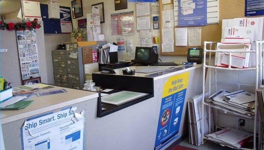 Post Office Lobby