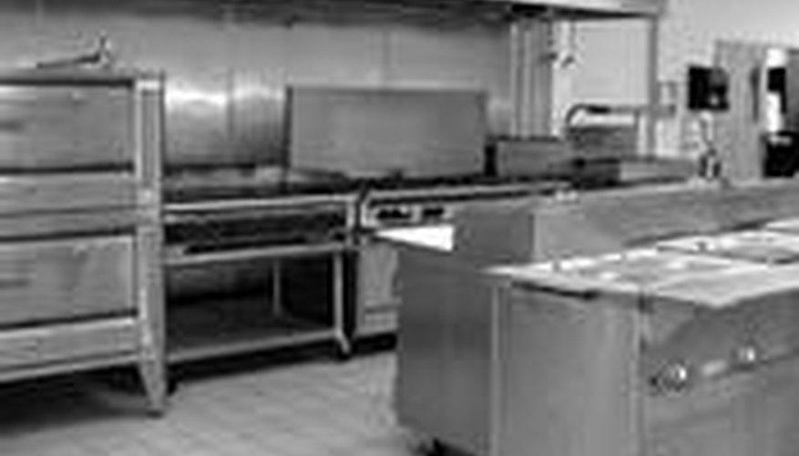 Design Commercial Kitchens