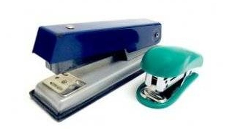 How Is a Stapler Made?
