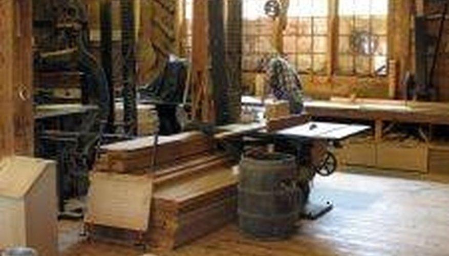 Start a Custom Woodworking Business