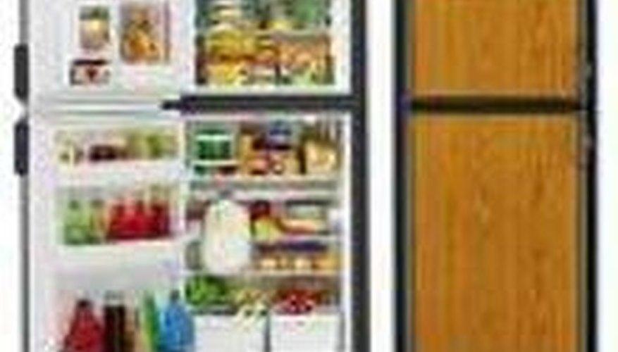12 Cubic Foot Refrigerator