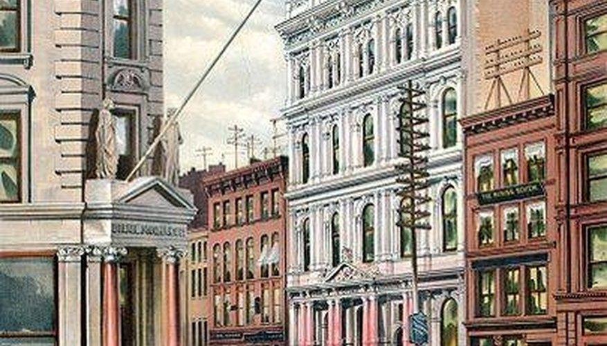 1800s History of the Stock Market