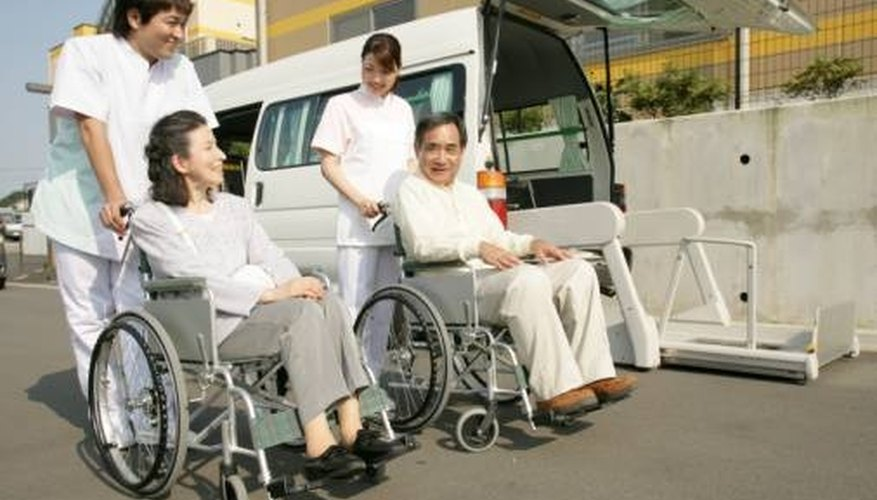 Start a Wheelchair Transportation Business