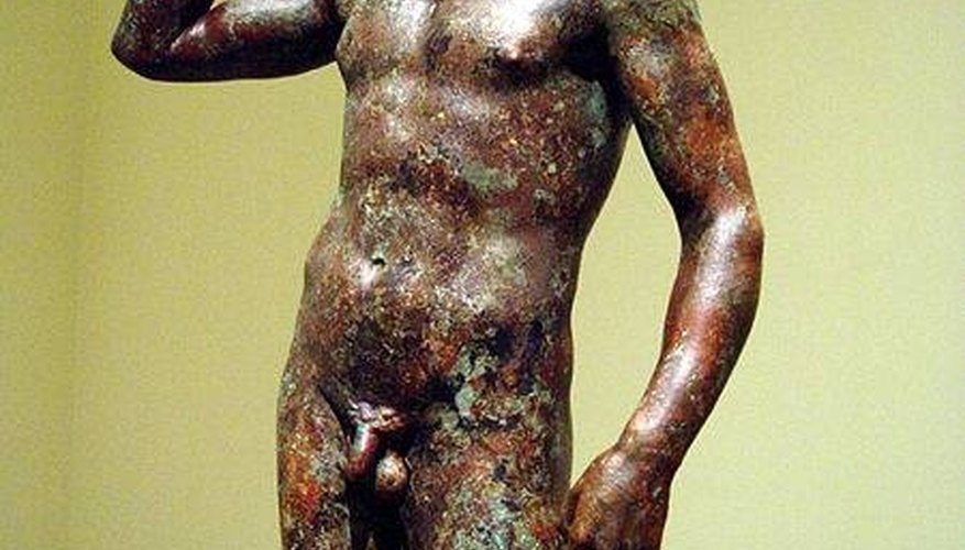 How Are Bronze Statues Made?