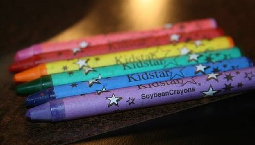 Soy Crayons