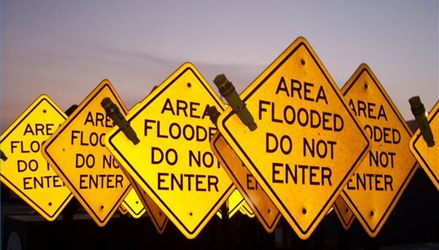 What Types of Losses Does Flood Insurance Cover?