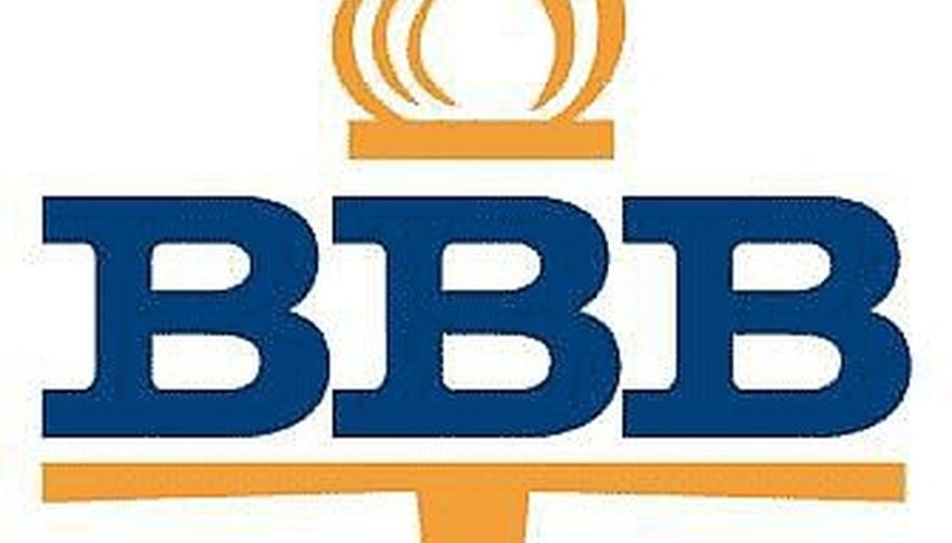 Research pool contractors and pool companies with the BBB.