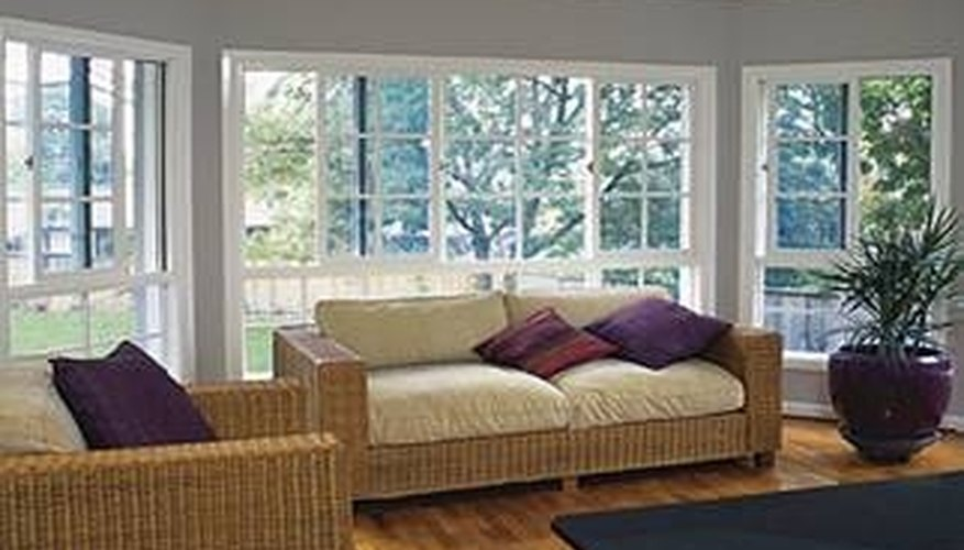 Jalousie windows came into use in the mid-1950s are refinement of casement windows.