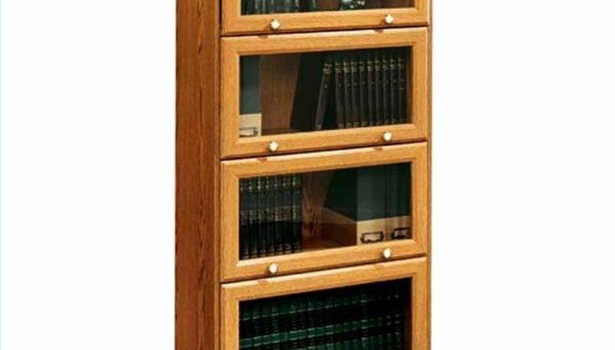A Sauder Bookcase