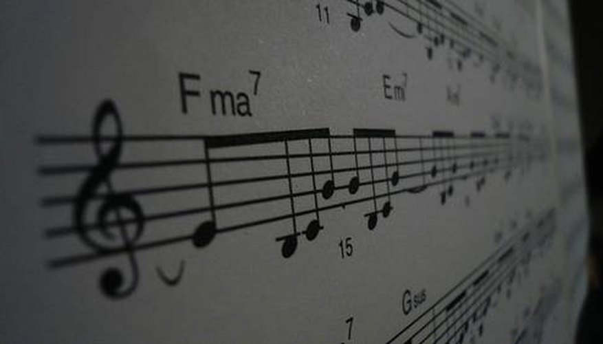Convert Audio to Sheet Music
