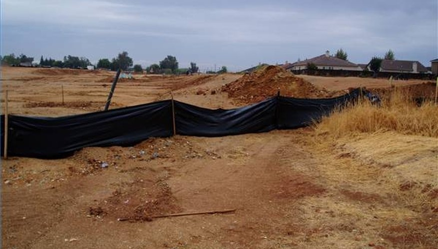 What Is Silt Fencing?