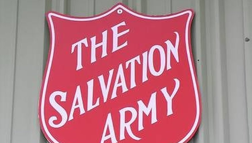 the salvation army a faith based consumer based The salvation army is a protestant and that they only constitute the divine rule of christian faith it is based upon the colours of the salvation army.