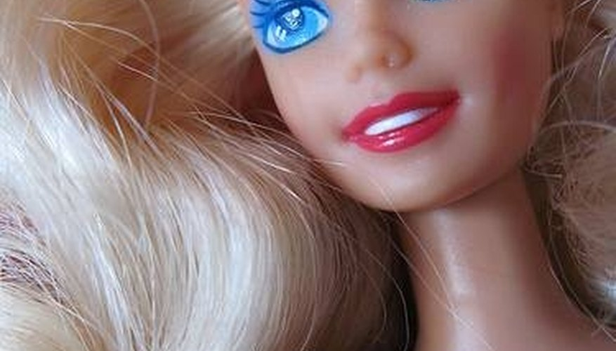 A Barbie Close-Up