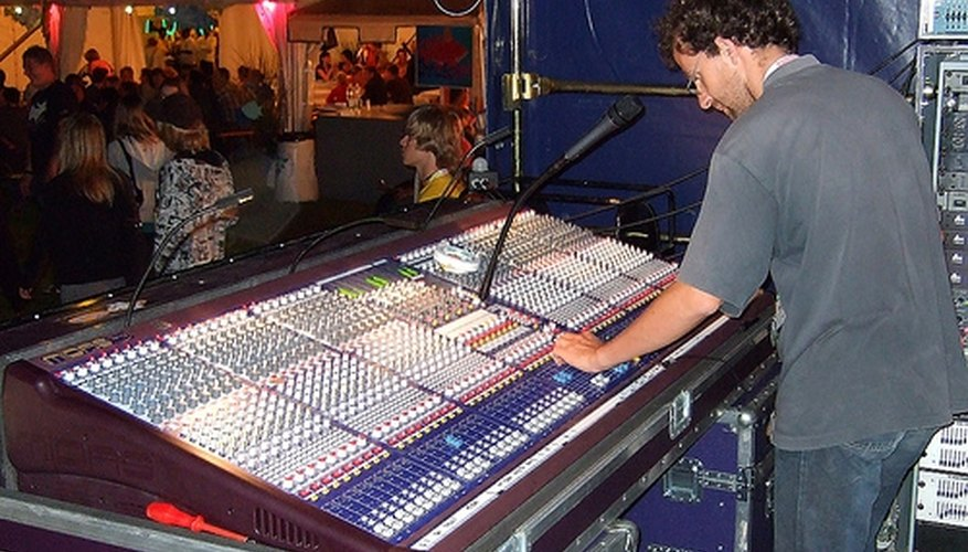 Live Mixing