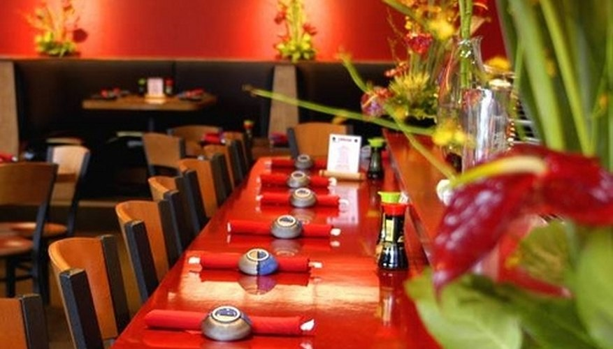 Selecting a stunning restaurant concept can increase marketability.