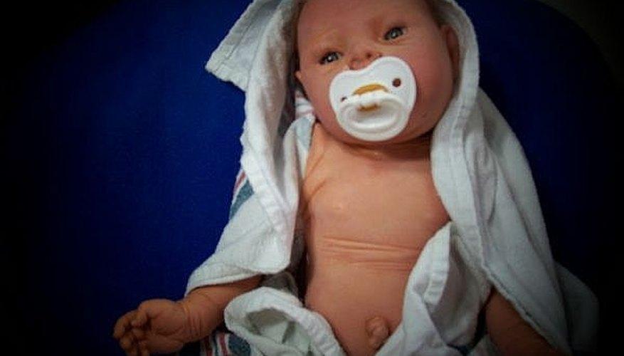 My Latest Reborn Baby Doll