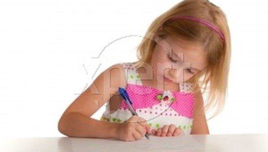 Physical Development of Preschoolers
