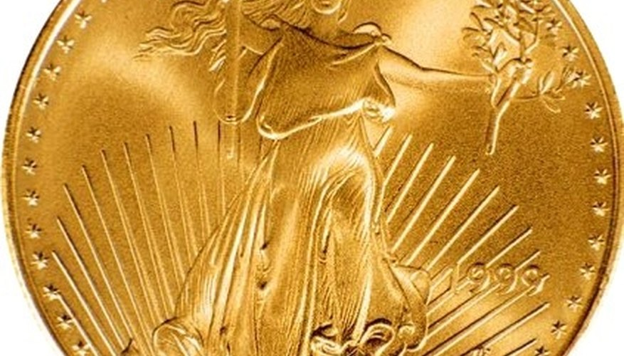 The U.S. Mint produces several investment grade gold bullion coins, including the American Gold Eagle.