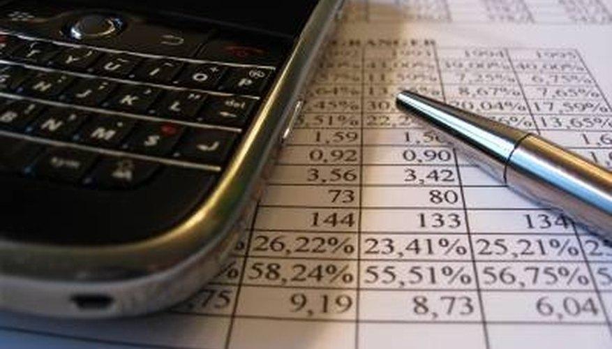 Create a Fiscal Budget