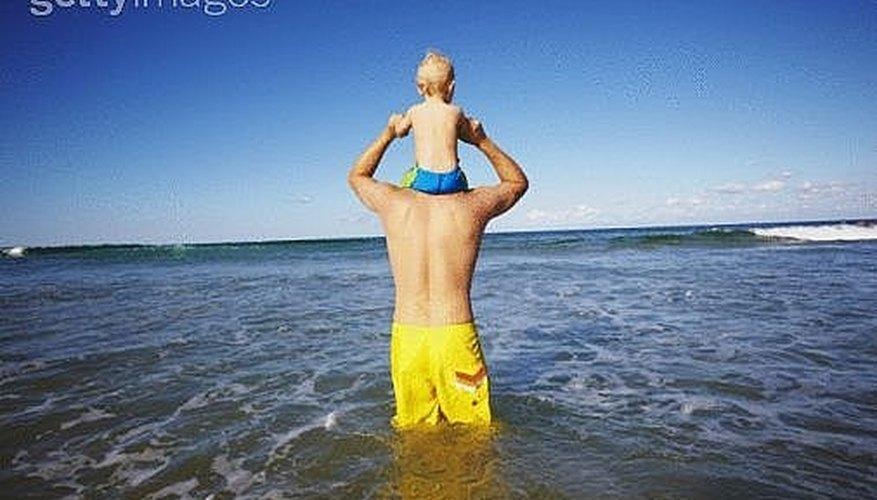 Enjoy the Beach with an Infant