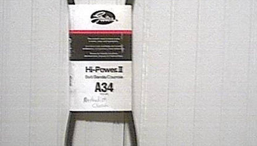 Ventilator Drive Belt