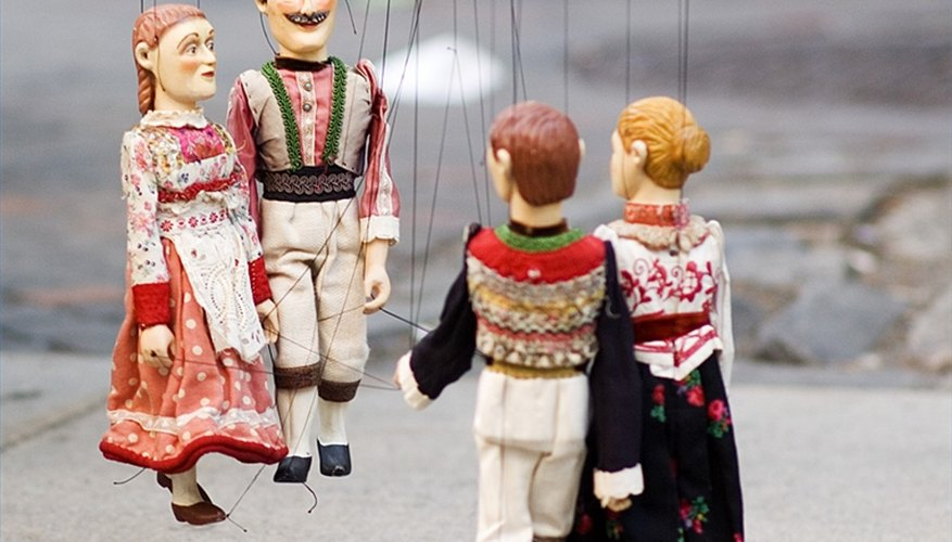 Parts of a Marionette