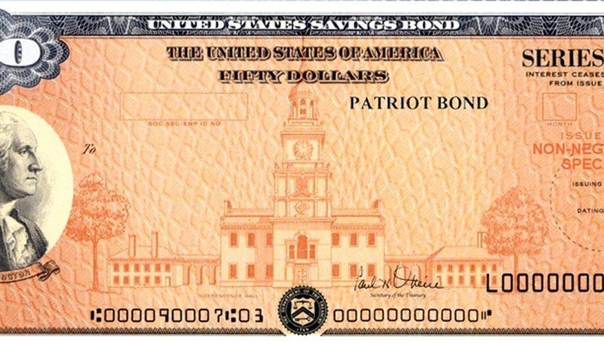 mature time on savings bonds