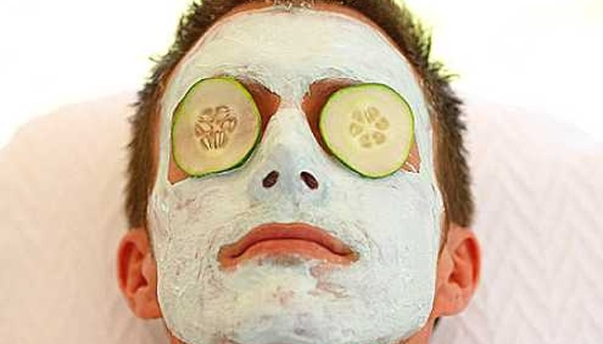 Even guys enjoy a great skin care experience these days.