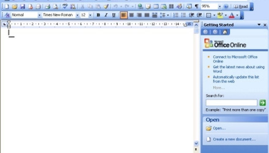 What Is a Word Processing Document?